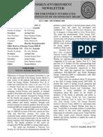 iitd  Newsletter2008 2009