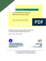 Analisa Data Spasial 7