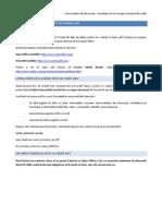 Instructicuni Pxentru OpecnOffice Prae Position En asd vert fgh yui hjk