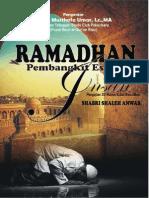 Ramadhan Pembangkit Esensi Insan
