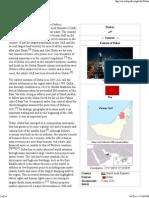 Dubai - Wikipedia, The Free Encyclopedia