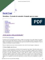 ¿Está nuestra vida predestinada_ _ David Topí.pdf