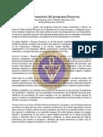 Rosacruz, Los Instrumentos Del Programa - Jul83 - Lorenzo Maceiras, F.R.C. y Mirta de Maceiras, S.R.C.