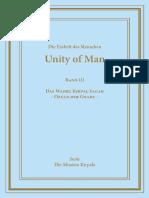 Die Einheit des Menschen – Unity of Man – Band III – Das Wahre Kirpal Sagar – Ozean der Gnade
