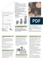 Saving Paper Brochure 2