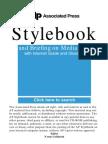 AP Style Book Guide.pdf
