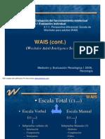 WAIS 10 de Octubre