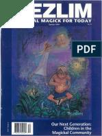 Vol 5 No 4 Mezlim - Samhain 1994