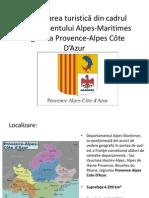 Amenajarea turistică din cadrul departamentului Alpes-Maritimes