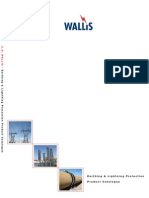 Wallis Earthing & Lightning Protection Systems Catalogue