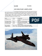 WWW.INASTUTE.COM ~ JETS AND MILITARY AIRPLANES
