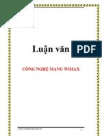 Công nghệ mạng Wimax