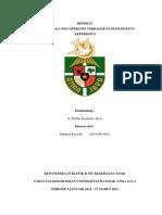 Tatalaksana Non Operatif Terhadap Patent Ductus Arteriosus