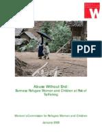 Abuse Without End - Women & Children Trafficking Jan 06