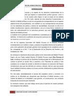 Estructura Del Debido Proceso