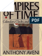 Empires of Time - Calendars, Clocks, And Cultures