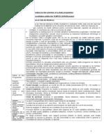 Application for the Selection of a Study Programme QUAEM ISTORIE USM de Dimineata +Continuare
