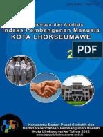 Indeks Pembangunan Manusia (IPM) 2012 / Human Development Index (HDI) 2012