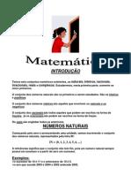 Matemática - Apostila Concurso Matemática I
