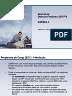 Academia ABAP4 - II semana.ppt