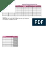 cuadro de validacion de informacion