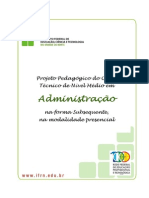 ProjetoPedagogicoAdministracaoSubsequente
