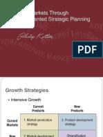 Strategic Planning & Marketing Information