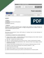 NPT 035-11 - Tuneis Rodoviarios