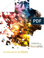 Delannoy, Luc. 2013. Neuroartes. Un Laboratorio de Ideas.