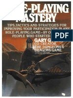 Role Playing Mastery