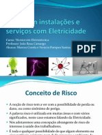 riscoseminstalaeseservioscomeletricidade-130317132902-phpapp01
