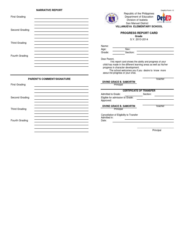 request letter for form 137 sle in high school 28 images form