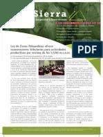 Boletin Infosierra Diciembre 2010