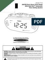 Timex T715 IB