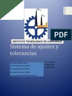 Sistema de Ajustes y Tolerancias