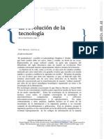 07 - Castells, Manuel - La revolución de la tecnología