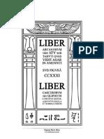 V.v.v.v.v. Liber Arcanorvm Versao 1.0