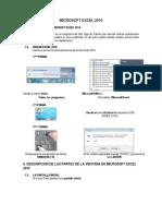 Manual de Microsoft Excel 2010 Para Exposicion