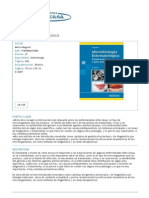 Microbiología Estomatológica