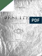 Des Jésuites - Michelet, Jules, 1798-1874