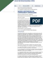 Raizes Historicas Do Campesinato Brasileiro