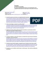 cultural presentationsite summary 2013