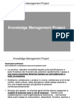 knowledge management - lingua italiana