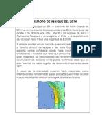 Noticias Del Terremoto de Chile