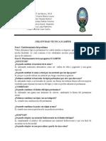 CREATIVIDAD-TÉCNICA SCAMPER TAREA DE GRUPO