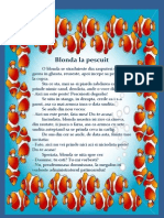 Blonda La Pescuit