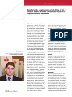Santander Brasil Case Study