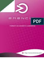 Documentation Formation Magento v2