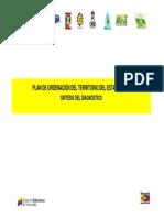 PLAN DE ORDENACIÓN DEL TERRITORIO DEL ESTADO LARA