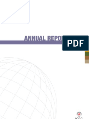 ICRC Annual Report 2005 | International Red Cross And Red